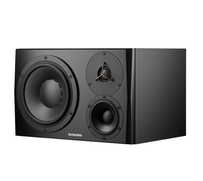 Dynaudio Professional LYD 48 Black RIGHT